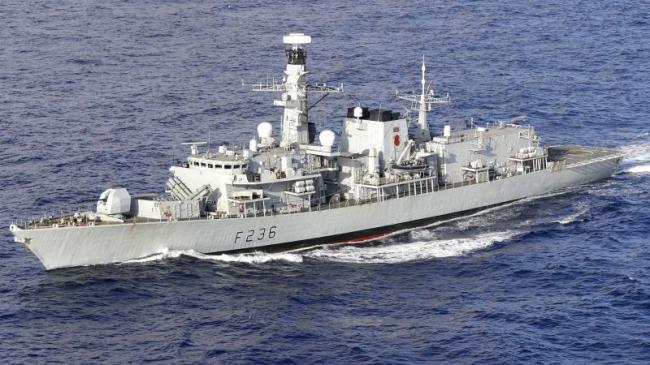 HMS Montrose Hadapi 115 Konfrontasi Dengan IRGC Iran