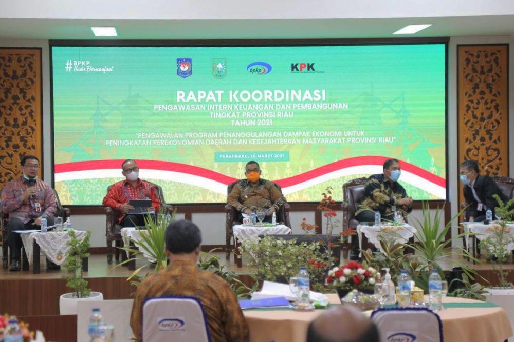 Deputi BPKP Apreasiasi Aplikasi Mata Bansos Digunakan Secara Nasional