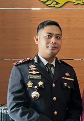 HUT POLANTAS Ke 66,Polres Rohul  Adakan Vaksinasi di Taman Kota Pasir Pangaraian