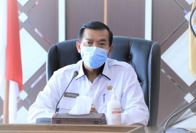 Aktitas Rumah Ibadah di 38 RW Se-Kota Pekanbaru Ditutup, ini Penjelasan Walikota.
