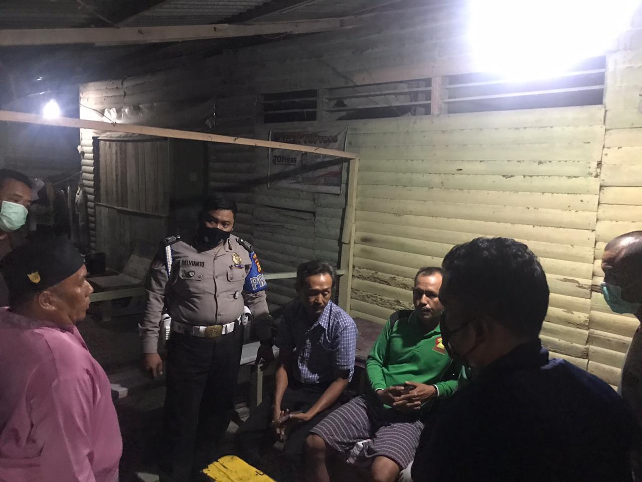 Meresahkan. Tiga Penjudi Togel Ditangkap Polsek Koto Gasib