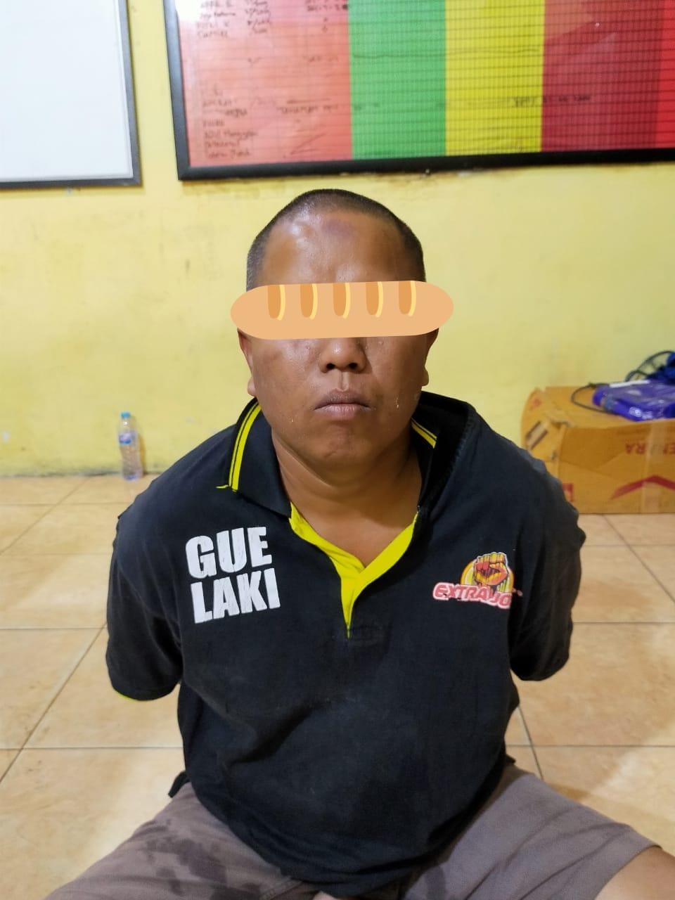 Curi Uang Tunai Dari Kotak Infaq di Mesjid  Perawang, Pria Ini Diamankan Polisi.