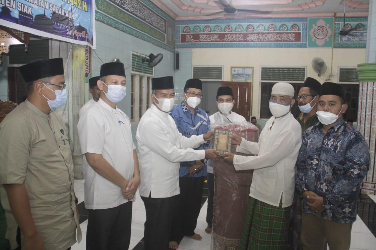 Asisten lll Ajak Masyarakat Tingkatkan Ibadah Di Bulan Ramadhan
