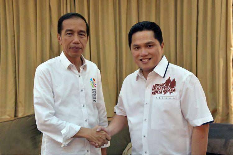 Jokowi Dukung Penuh Langkah BUMN Lakukan Perombakan di BUMN
