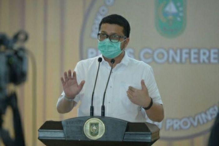 Deteksi Virus B117 di Riau, Satgas Covid-19 Riau Sudah Kirim Sampel ke Jakarta