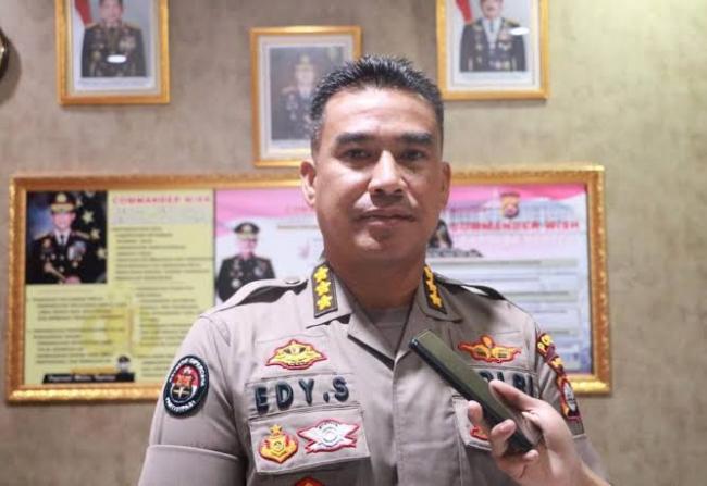 Pagi ini Polda Banten Laksanakan Upacara Pendidikan Bintara Polri