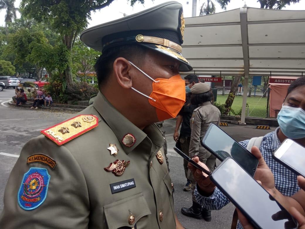 Kasatpol PP Ingatkan Pelaku Usaha Ikuti Aturan Operasional Selama PPKM