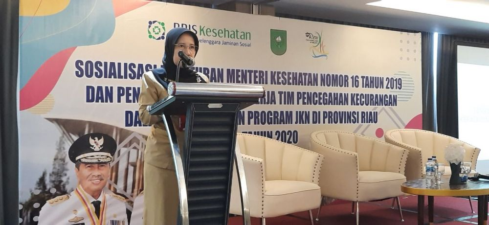 9 dari 11 Suspect Covid-19 di Riau Dinyatakan Negatif