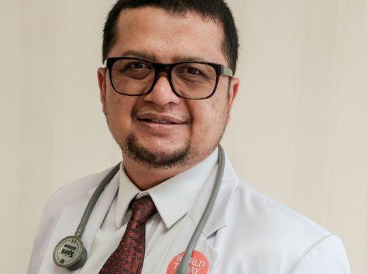 Gubri Tunjuk dr. Indra Yovi Sebagai Jubir COVID 19 Provinsi Riau
