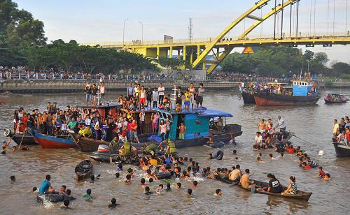 Masih Pandemi,Tradisi Petang Megang Tahun Ini Ditiadakan