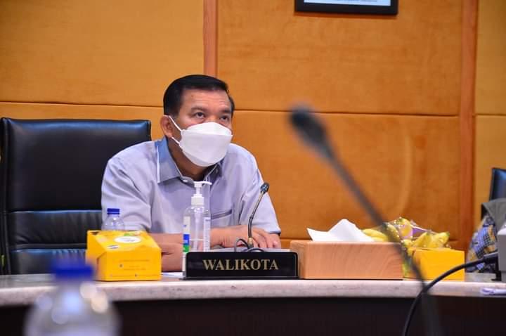 Wako,Hasil Evaluasi Sementara Kota Pekanbaru Turun ke Level 3