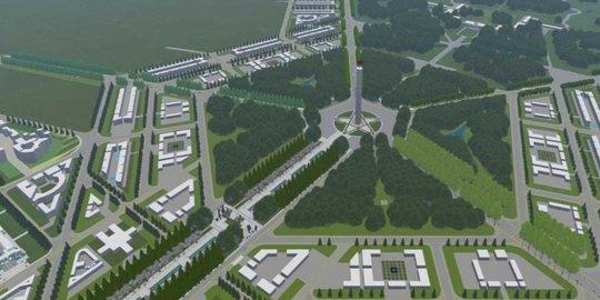 Jubir Presiden: Pembangunan Ibu Kota Baru Tetap Berlanjut