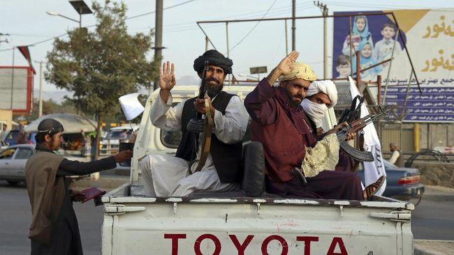 BIN Menyusup Masuk Taliban, Cegah Perang Melebar ke Indonesia