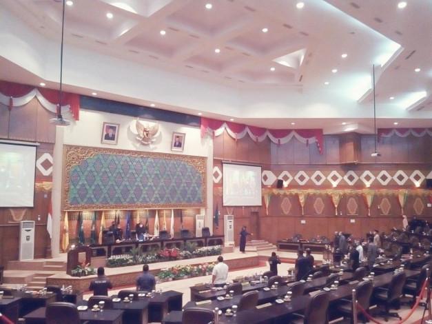 Yulisman Resmi Diusulkan Jadi Ketua DPRD Riau