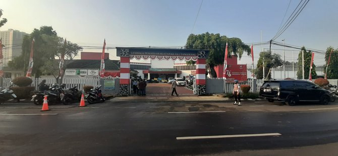 Lapas Tangerang Terbakar, Puluhan Orang Napi Diduga Menjadi Korban