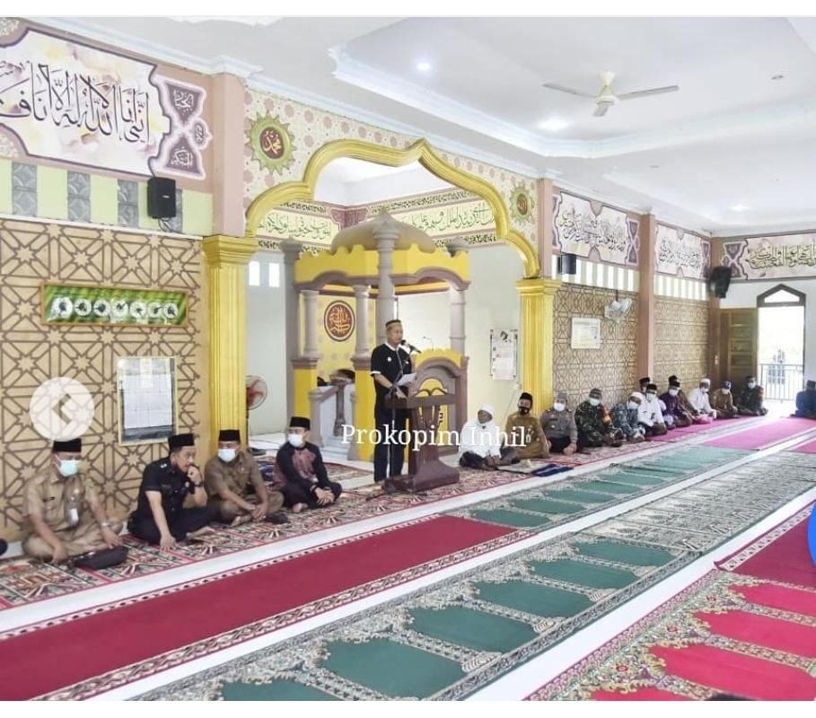 Wakil Bupati H.Syamsuddin Uti, Pimpin Kunjungan Silaturahmi Ke Kec.Pulau Burung.