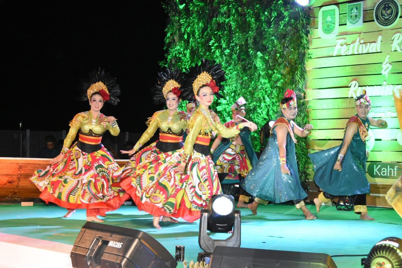 Culture Paradise Festival Rupat Resmi di Buka