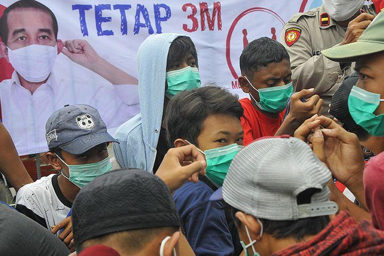 Pelajar Demonstrasi Dicatat di SKCK, Kontras: Itu Langgar HAM