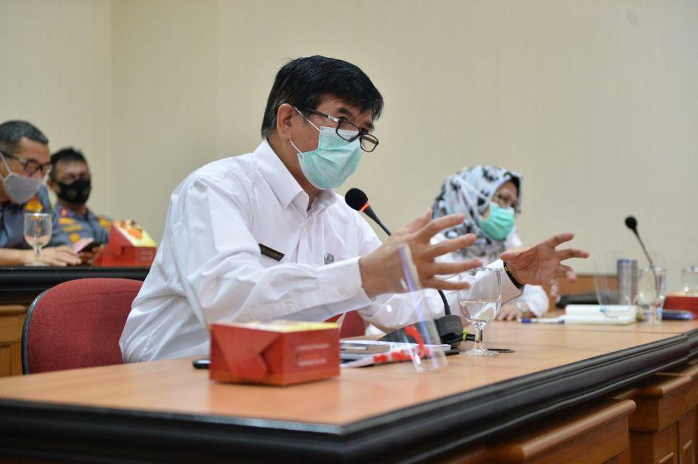 Dr.Nuzelly: Untuk Penanganan Kasus Covid-19 di Riau Gratis Tes Swab