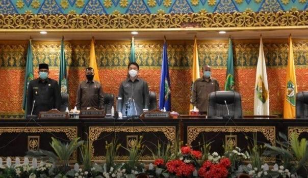 DPRD Riau Syahkan Revisi Perda Kesehatan