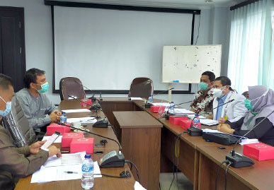 Rapat Dengan DPRD, RRS Ibnu Sina Pekanbaru Bantah Covid-kan Status Pasien, Ini Penjelasannya