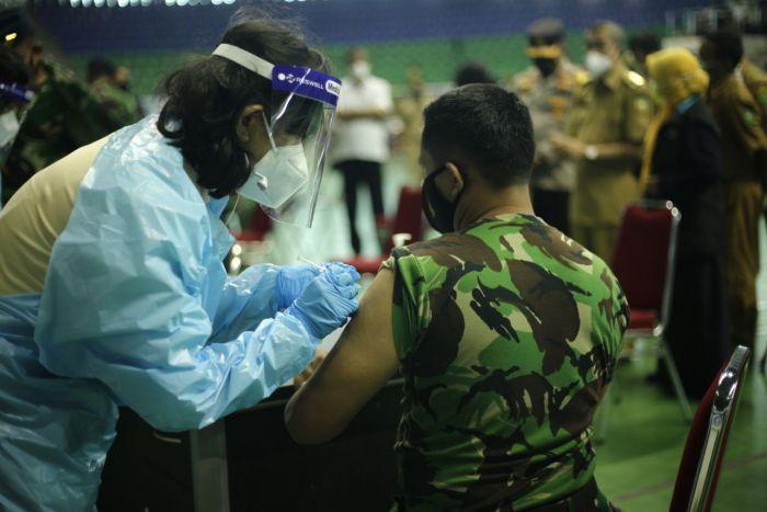 Gubri: Minat Tokoh dan Pejabat Publik untuk Divaksinasi Sangat Tinggi