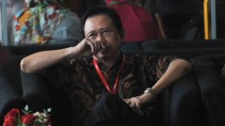 Mantan Ketua DPR Marzuki Alie Sebut di UU Omnibus Law Ada Pasal Siluman