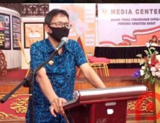Gubernur Sumbar Berharap Pendistribusian Bansos Transparan Dan Tepat Sasaran