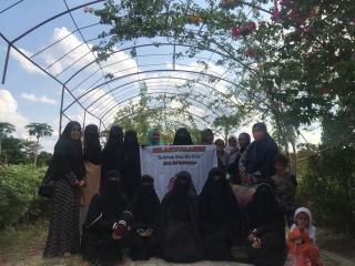 Tiga Tahun Komunitas Sedekah 2000 Riau,Kini Sudah ada Rumah Tahfidz