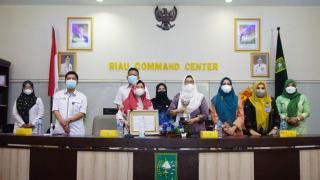 Fokus Kesetaraan Gender, Pemprov Riau Raih Penghargaan APE 2020