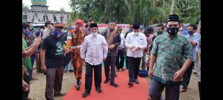 UAS Nyatakan Dukung Paslon Hafits Syukri dan Erizal di  Pilkada Rohul, Ini Alasan nya