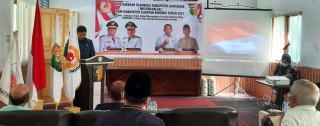 Bupati Tegaskan Kuansing Tetap Tuan Rumah Porprov X Riau 2022