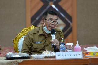 Perwako OTG Sudah Diteken Wali Kota Pekanbaru