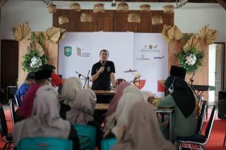 Gubernur Riau ajak Pelaku Parekraf dan UMKM Lakukan Promosi Digital