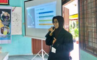 Zuhudiah Azzahrah, Wakili Riau di Ajang Duta Moderasi Beragama Tingkat Nasional
