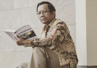 Menteri Mahfud MD Perbolehkan FPI Didirikan Kembali, Asalkan Penuhi Syarat ini!