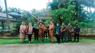 Desa Binaan PHE Kampar Terpilih Jadi Target Proklim 2021 DLH Pelalawan