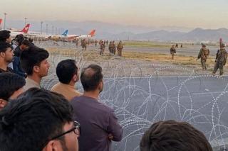 Taliban Berhasil Kuasai Afghanistan: Banyak Negara Padati Bandara Kabul, KBRI Pertahankan Kantor