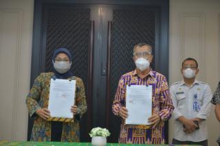 Diserahkan ke Kemnaker, BLK Riau Bakal Bertaraf Internasional