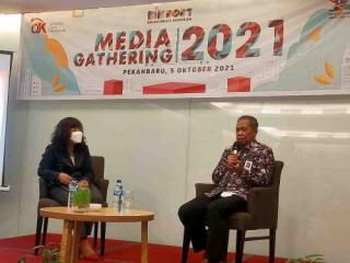 OJK Riau Harap dengan BIK Inklusi Keuangan Meningkat