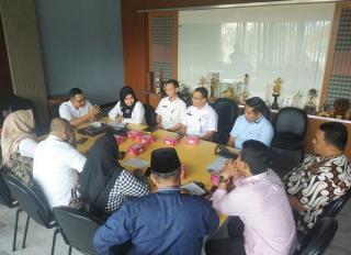 Bahas Pembangunan Pariwisata, DPRD Kampar Sambangi Dinas Pariwisata Riau
