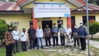 Anggota DPRD Dapil Siak 4 Kunjungi PLN Belutu, Pertanyakan Kendala Jaringan Listrik