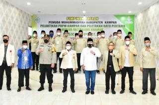 Bupati Kampar : Pemuda Muhammadiyah Berikan Kontribusi Untuk Kampar yang Maju.