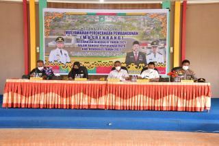 4.916 Usulan Musrenbang Sudah Diinput Dalam SIPD