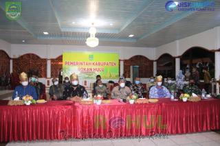 WK Rokan Resmi Dikelola PT PHR, Bupati H. Sukiman Harapkan PAD Meningkat dan Berkontribusi untuk Pem