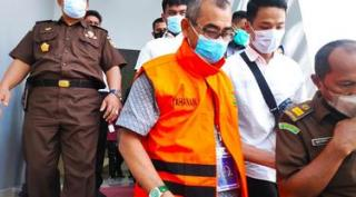 Pengakuan Saksi Mantan Bupati Kuansing,2 Kali Serahkan Uang kepada Orang KPK