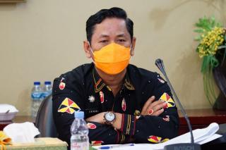 Pemprov Riau dan Pemkab Kuansing Bahas Porprov X 2022