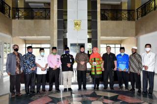 Anggota DPR RI Ahmad ; Saya Siap Membantu Perjuangkan Kabupaten Kampar.