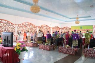 Peringatan Hari Jadi Provinsi Riau Ke- 64, Bupati H. Sukiman : Semoga Riau Semakin Maju dan Berdaya