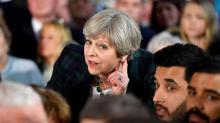 Theresa May - Saya percaya bahwa Inggris akan lebih kuat